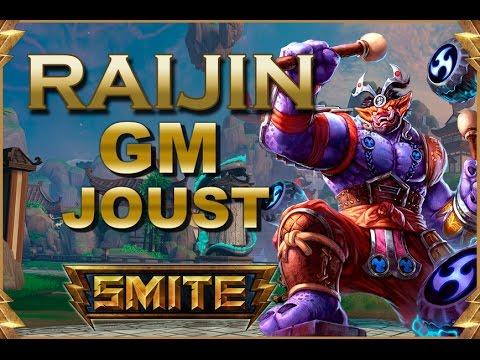 SMITE! Raijin, Este bicho esta balanceeeed! GM Joust #8