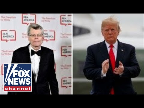 Stephen King explains why Trump blocked him on Twitter