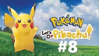 Pokemon: Let's GO Pikachu! (8) — Zakręcony tunel