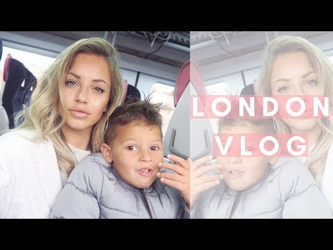 LONDON VLOG | Lucy Jessica Carter