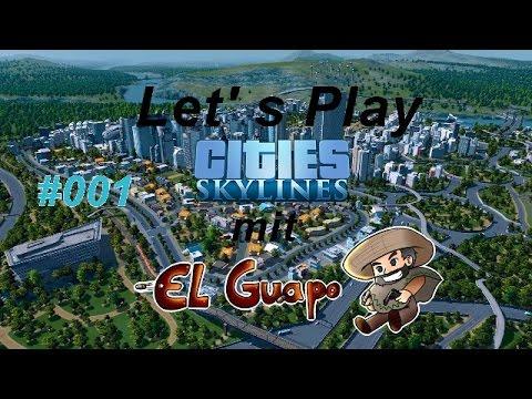 Cities Skylinies #001 | Gründung von Little Seattle | Let's Play*Deutsch*HD