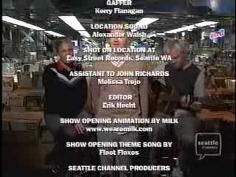 Tullycraft on The Local Music Show (Seattle)