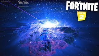 The END of the FORTNITE MAP... (Fortnite Chapter 2)