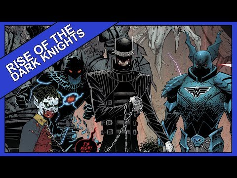 Rise Of The Dark Knights | Dark Nights Metal #2