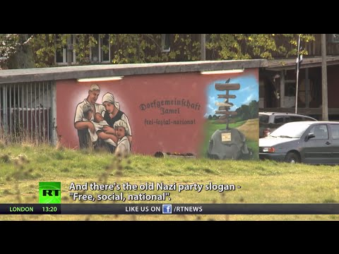 Dangerous Territory: Neo-Nazis slowly taking over villages in Germany