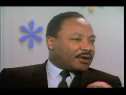 Martin Luther King Jr Interview (Part 2 of 3)