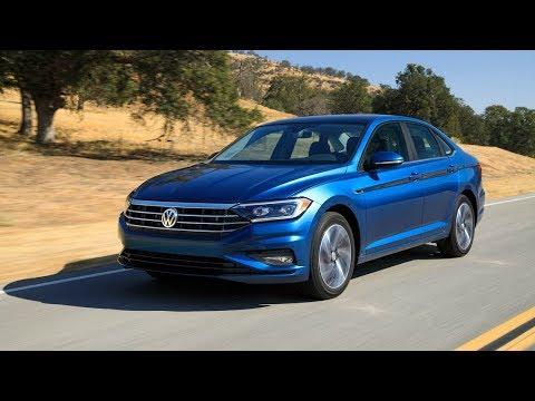 2019 Volkswagen Jetta Hits the Big 4-0 in EPA Fuel-Economy Test