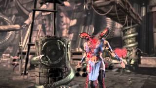 MKX - Brotherhood Faction Kill - Dark Pendulum
