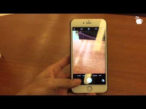 วิธีใช้งาน 3D Touch บน iPhone 6s, 6s Plus