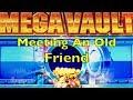MEGA VAULT Slot Machine - Big Win -  Meeting An Old Friend @ Holland Casino - IGT Pokies