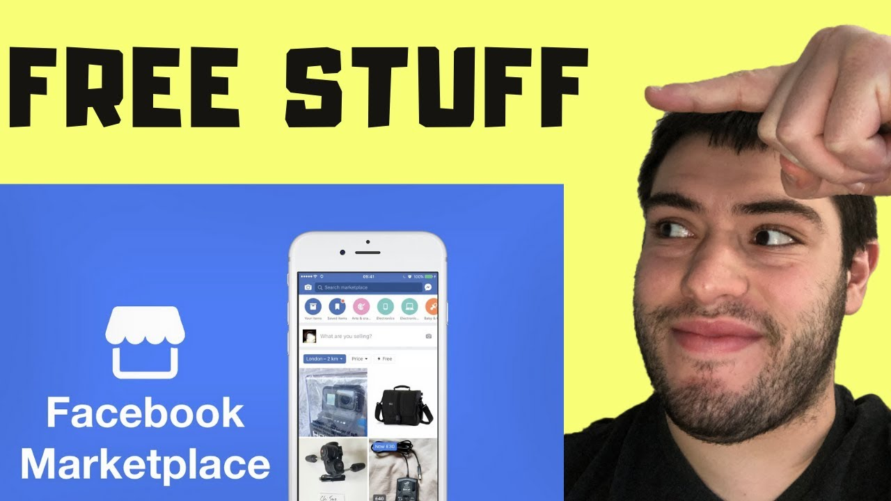 Learn How To Find Free Stuff On Facebook Marketplace Youtube