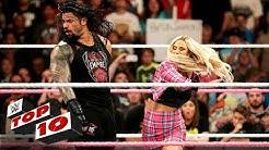 Top 10 Raw Momente: WWE Top 10, 17. Oktober 2016