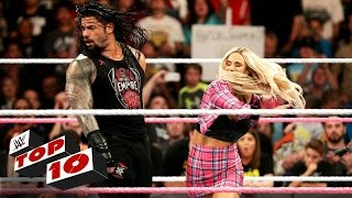 Top 10 Raw Momente: WWE Top 10, 17. Oktober 2016