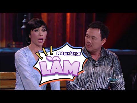 """Hài Kịch """"Lầm""""   PBN 88   Hoài Linh & Chí Tài"""