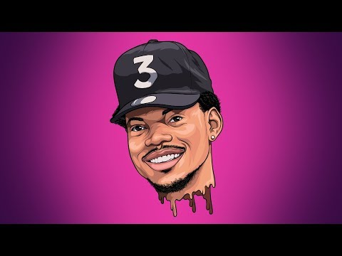 How To Cartoon Yourself Chance The Rapper!! New Tutorial ( Adobe Illustrator )