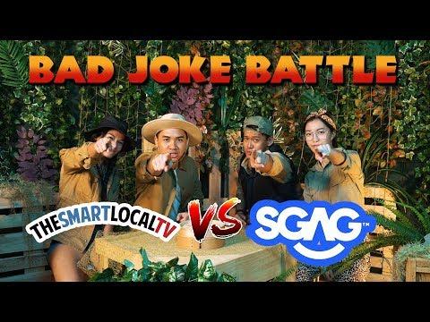 TSL Plays: BAD JOKE BATTLE (feat. SGAG) + GIVEAWAY