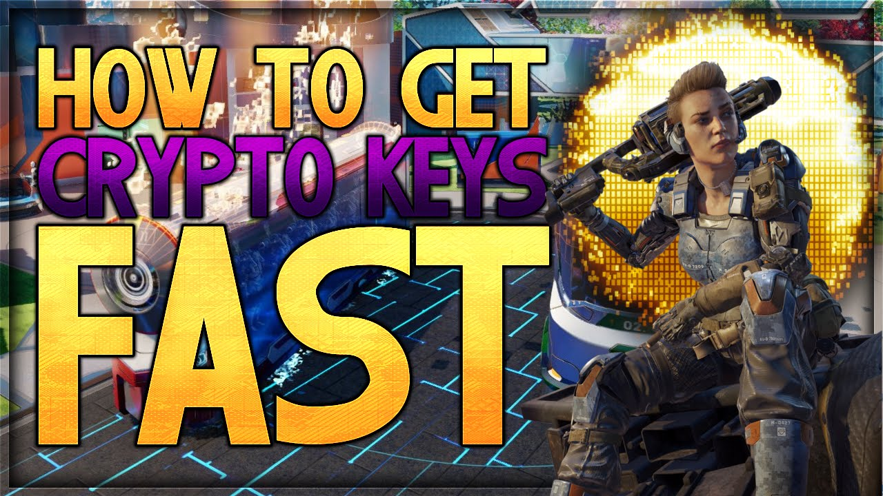 CoD: Black Ops III – How to Get Cryptokeys Fast