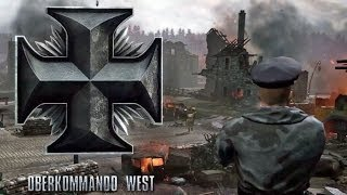 CGR Trailers - COMPANY OF HEROES 2: THE WESTERN FRONT ARMIES Oberkommando West Trailer