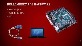 Proyecto de comunicación serial (Transmisor/Receptor) con FPGA en VHDL - [PARTE 1]