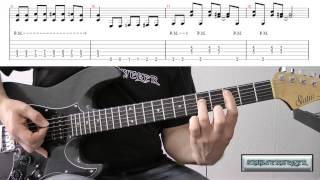 Gitarre lernen - Wie spiele ich eigentlich...Tush von ZZTop?