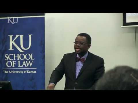 Diplomat's Forum 2016   Professor Obiora Chinedu Okafor