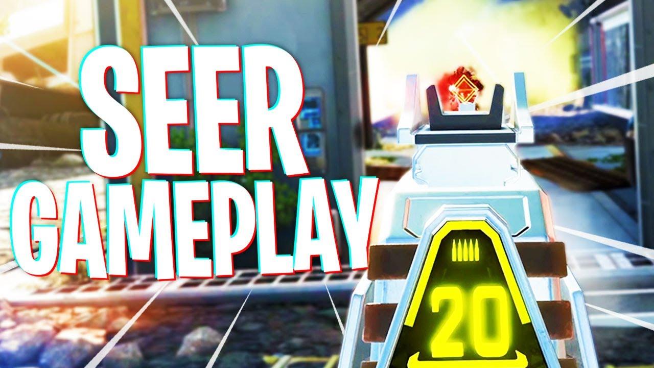 Season 10 Seer Gameplay First Look! - Apex Legends