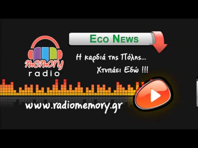 Radio Memory - Eco News 29-04-2017