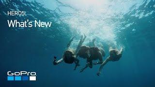 GoPro: HERO5 - What's New