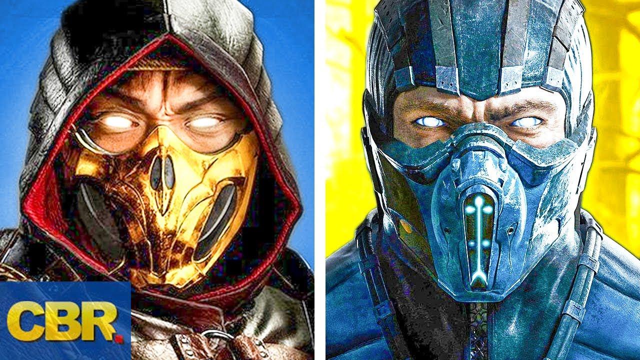 Mortal Kombat Legends Scorpion Seeks Brutal Revenge On Sub Zero