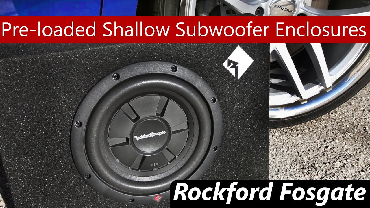 Best Under Seat Subwoofer In 2019 [Reviews and Comparison] %
