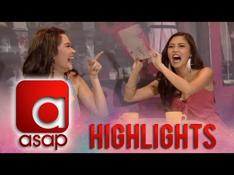 ASAP: BFFs Bela Padilla & Kim Chiu will fill your day with their 'hugots'