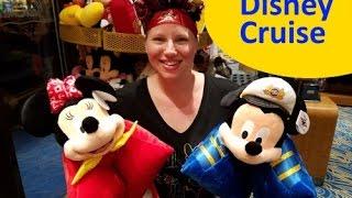 Shopping on a Disney Cruise Ship!!