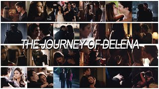 A once in a lifetime love || The Journey of Damon & Elena [1x01-6x22]