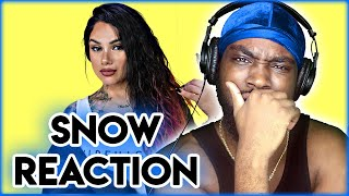SNOW THA PRODUCT - I Don't Wanna Leave Remix - Hip Hop Heads First Reaction - RAH REACTS
