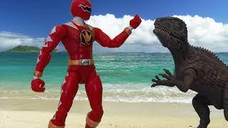 COOL STOP MOTION Power Rangers Ranger Tip!