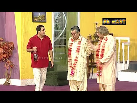 Budhay Shararti New Pakistani Stage Drama Full Comedy Funny Play | Pk Mast