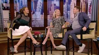 Chrissy Teigen Talks Being Pregnant With Second Child