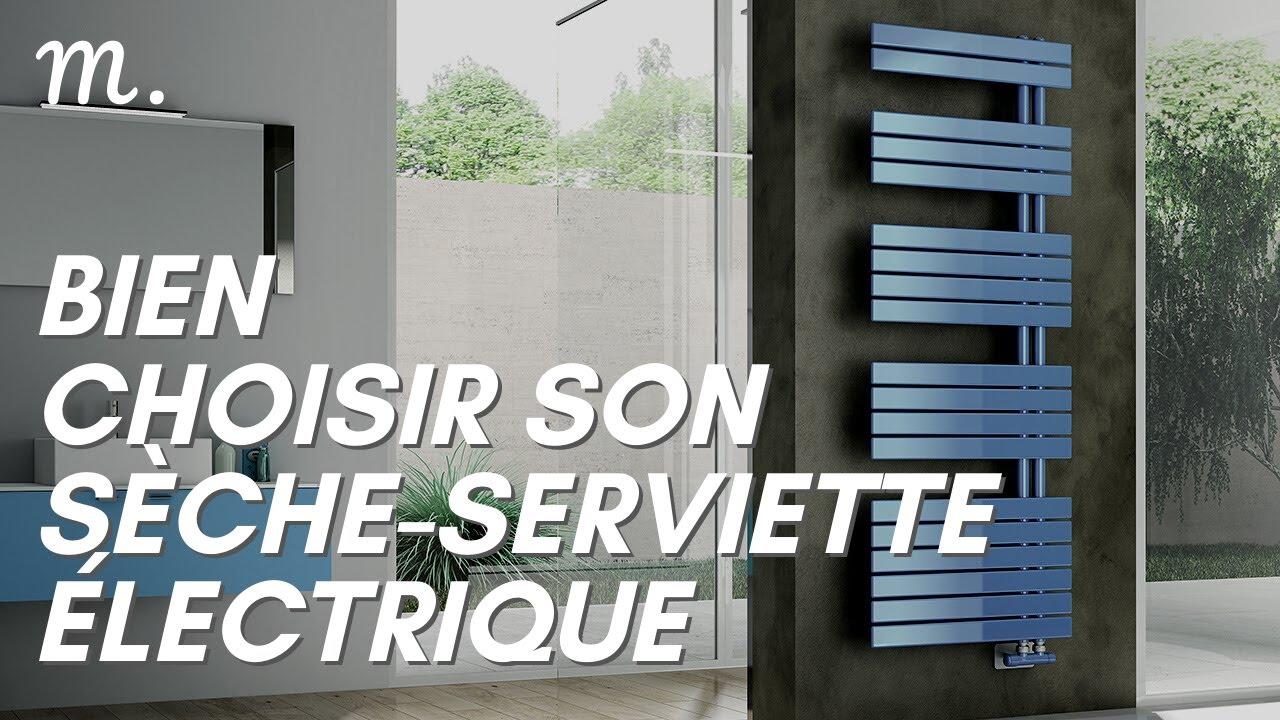 Comment Choisir La Puissance D Un Seche Serviette Electrique guide d'achat sèche-serviette électrique : bien choisir en
