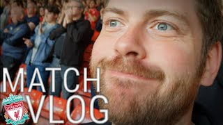 LIVERPOOL 1-0 BRIGHTON | MATCH VLOG