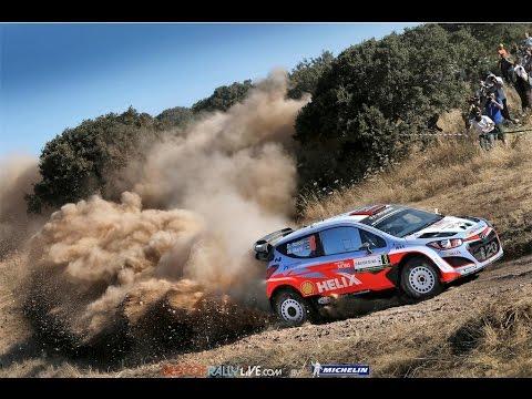 Shakedown - 2015 WRC Rally Italia Sardegna - Best-of-RallyLive.com