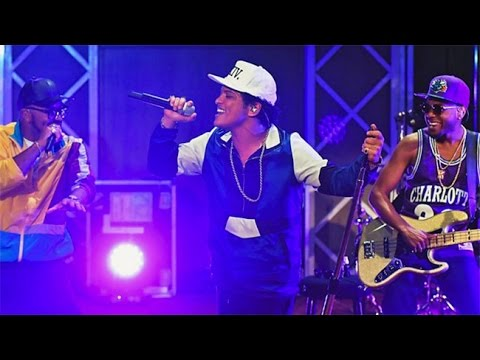 Bruno Mars - 24K Magic Live exclusive 2016