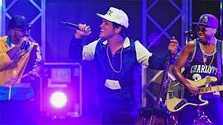 Bruno Mars - 24K Magic Live exclusive 2016