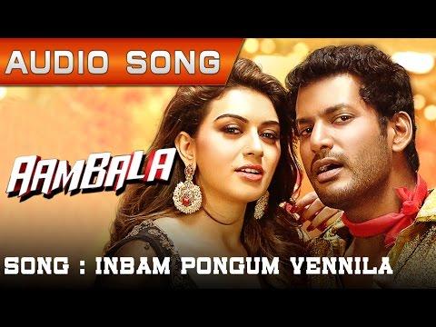 inbam pongum vennila remix mp3 song free download