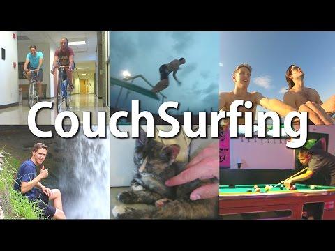 CouchSurfing | Bucket List #200