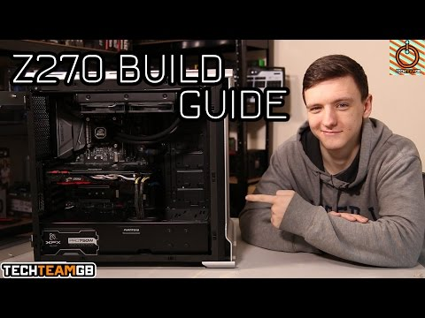 Z270 Build Guide: I5 7600K + MSI Gaming M7 + GTX 1070