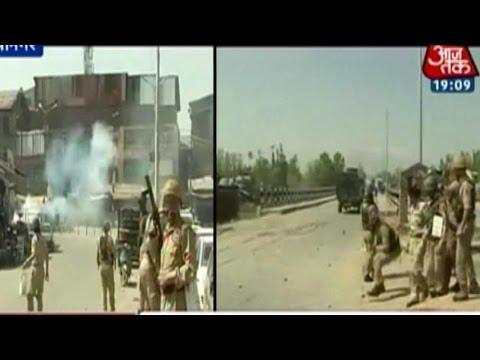 India 360: Protests In Srinagar, Hurriyat Leader Geelani Calls For Bandh