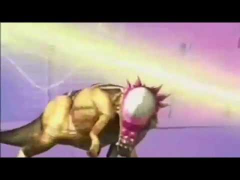 Dinosaur King : Battle Against Pachycephalosaurus