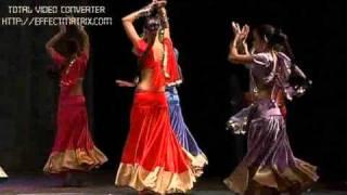 Индийский танец 2008г.
