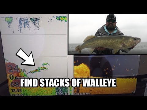 Download Where to Find Walleye Stacked UP!!