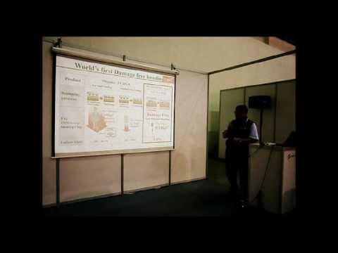 Presentation in SEMICON Taiwan